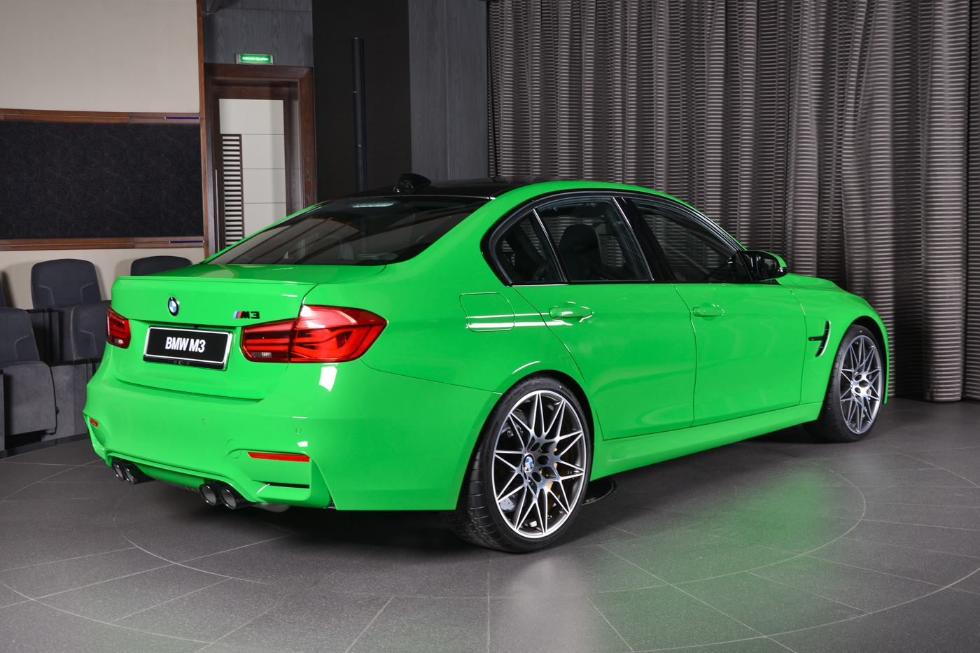 BMW M2 Cs >> Verde Mantis BMW M3 Is One Stand Out Bimmer