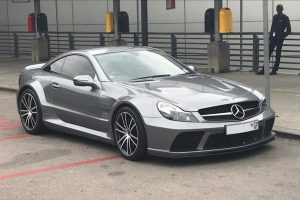 mercedes-benz sl65 amg black series south africa