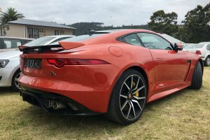 jaguar ftype svr south africa