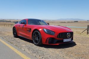 red mercedes amg gtr south africa
