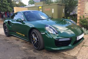 irish green porsche turbo s south africa