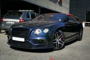 bentley continental supersports convertible south africa