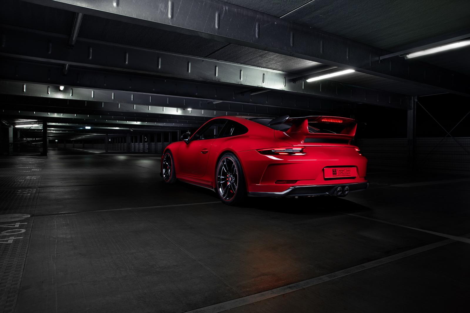 Porsche Gt2 Rs >> TECHART's Take On The Porsche 991.2 GT3