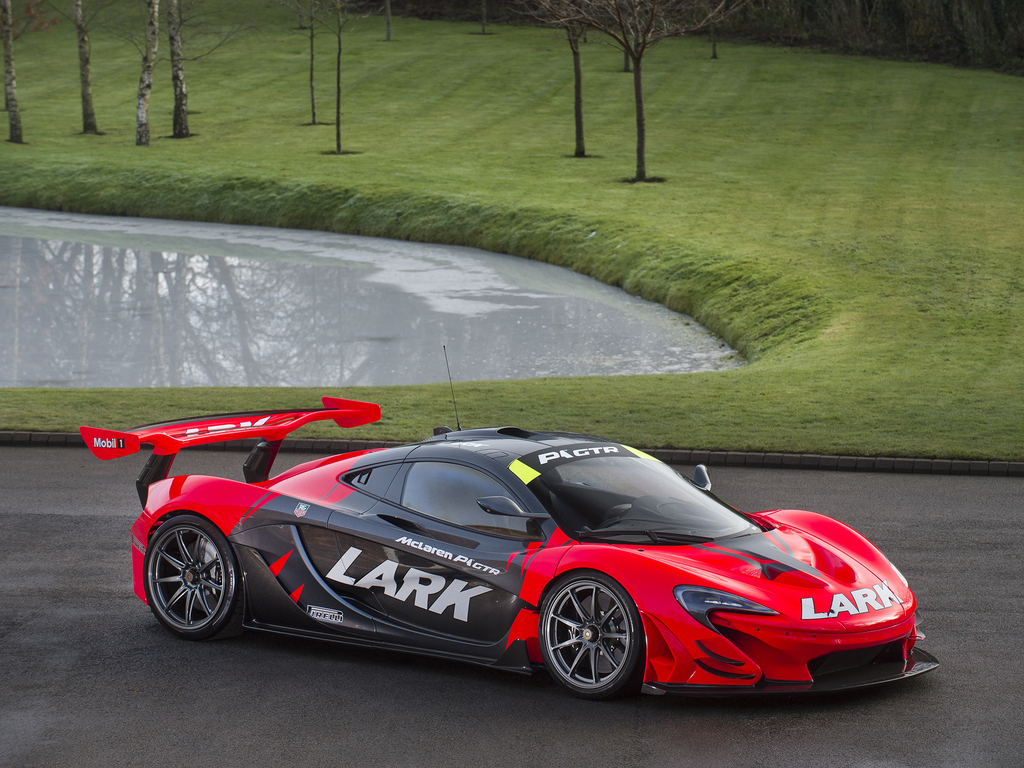 Mclaren P1 Lm >> The Road-Legal LARK McLaren P1 GTR Is Up For Sale