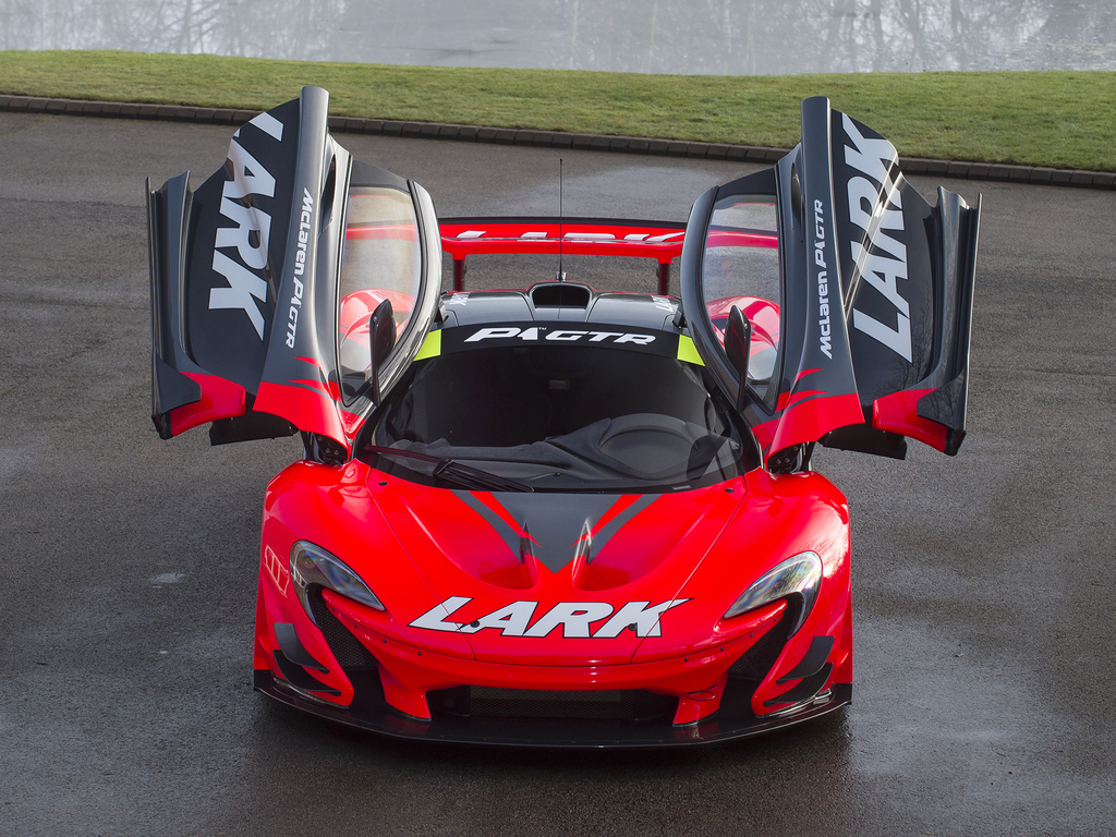The Road Legal Lark Mclaren P1 Gtr Is Up For Sale