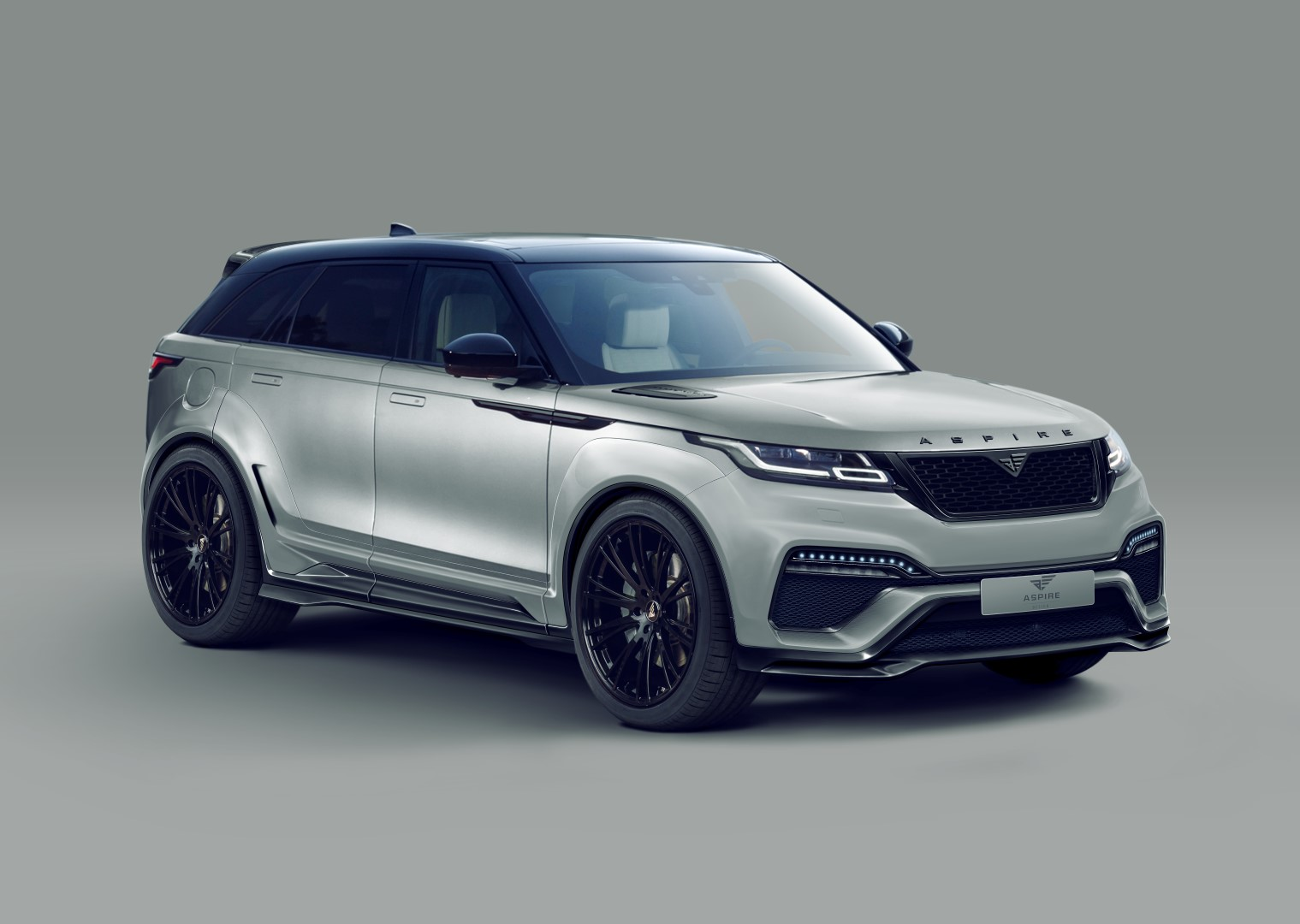 Wide Body Range Rover Velar Thanks To Aspire Design