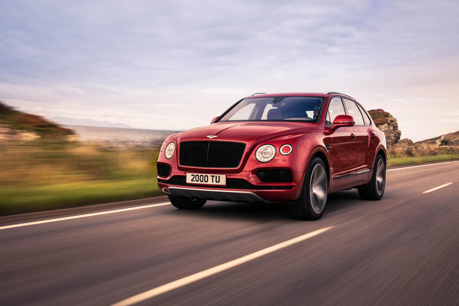 Bentley Bentayga V8 Pricing For South Africa