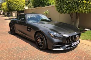 mercedes-amg gt c roadster edition 50 south africa