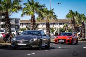 aston martin jaguar ftype svr south africa