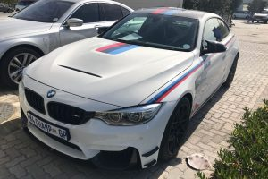 bmw m4 dtm champion edition south africa