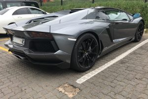 lamborghini aventador roadster south africa