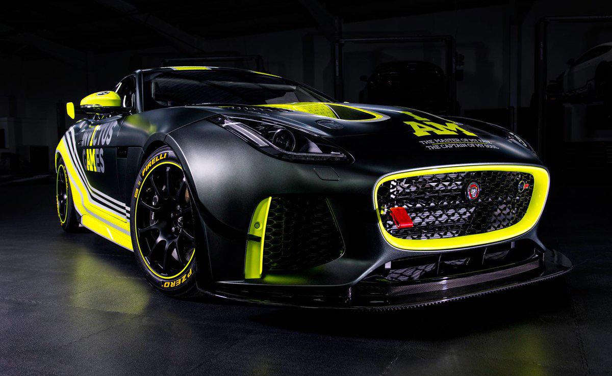 Jaguar F Type Svr Gt4 Ready To Race
