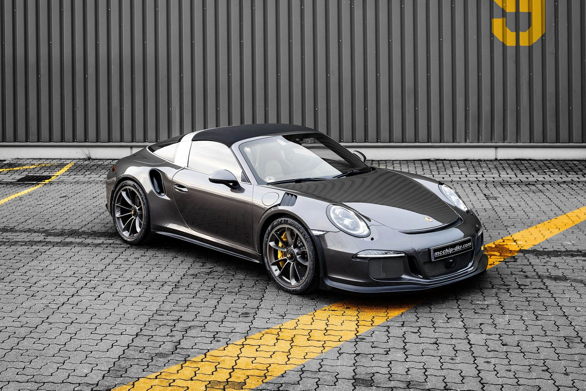 Porsche 991 Targa GT3 RS By Mcchip-dkr Is The Definition