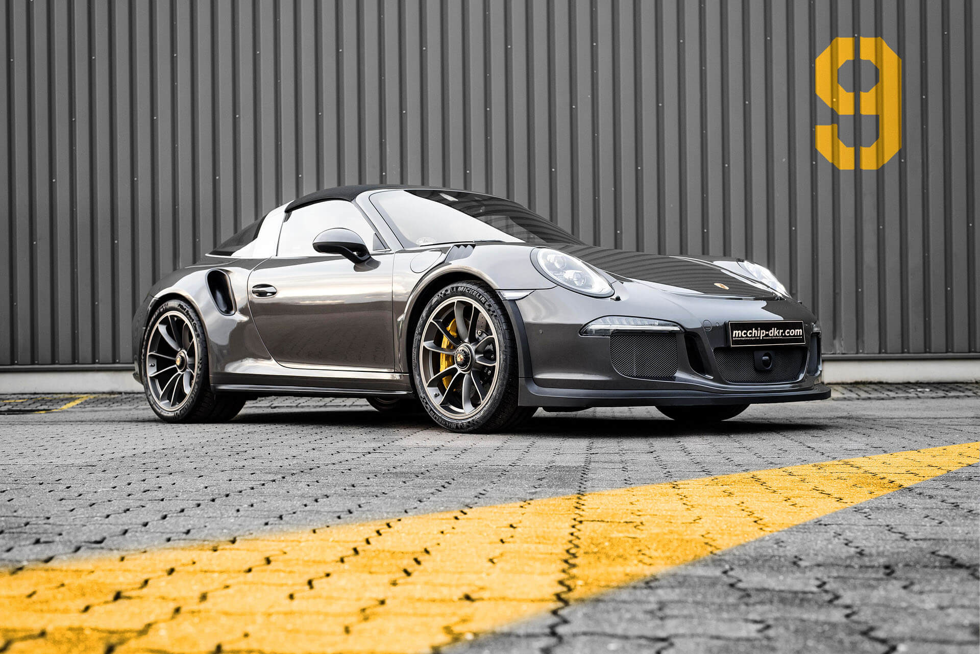 Porsche 991 targa gt3 rs by mcchip dkr is the definition of unique sciox Image collections