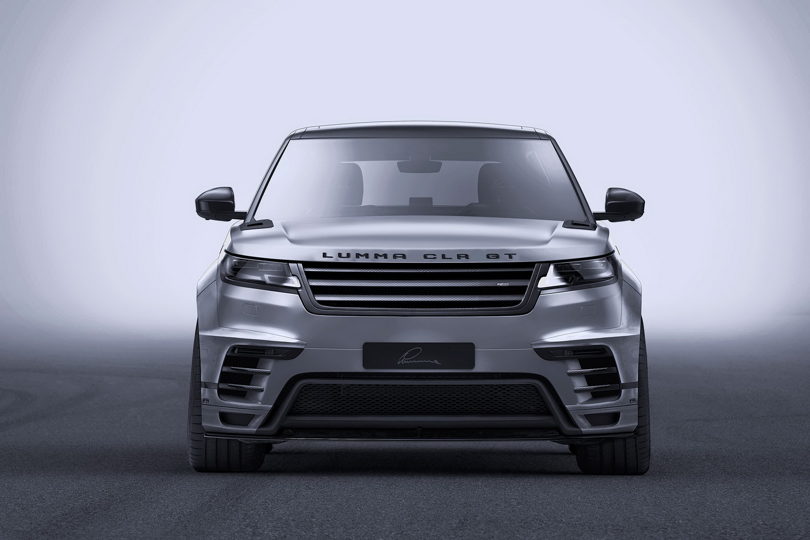 widebody range rover velar by lumma design looks wicked. Black Bedroom Furniture Sets. Home Design Ideas