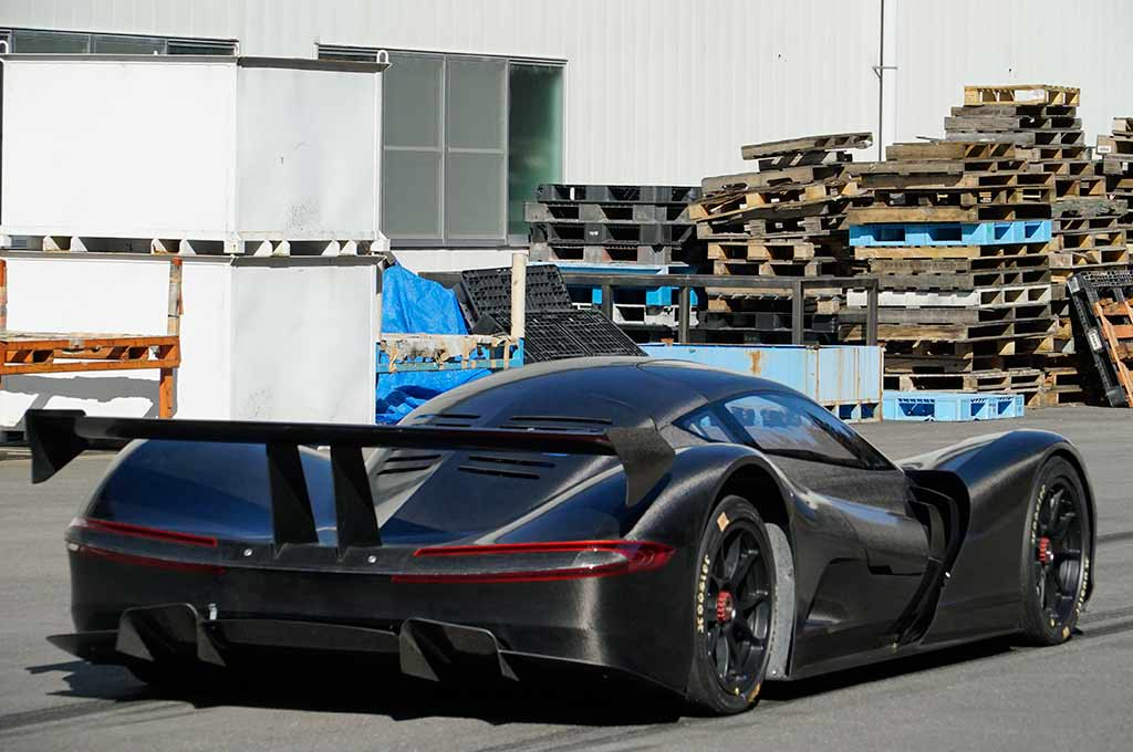 aspark owl electric hypercar     kmh    seconds