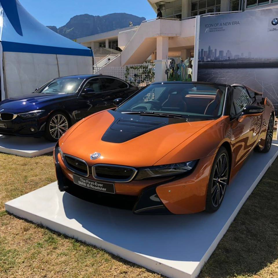 Bmw I8 Roadster And Facelift Coupe Pricing For South Africa