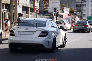 mercedes-benz c63 amg black series south africa