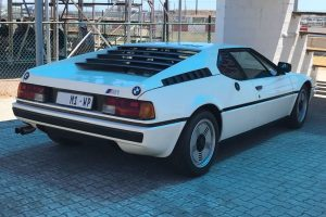 bmw m1 white south africa