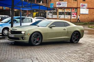 matte chevrolet camaro ss south africa
