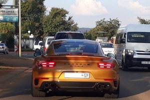 porsche 911 turbo s exclusive series south africa