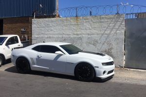 chevrolet camaro ss south africa