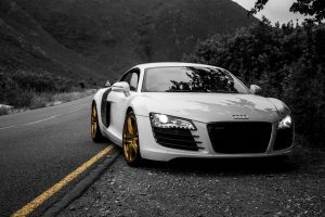 audi r8 gold wheels south africa