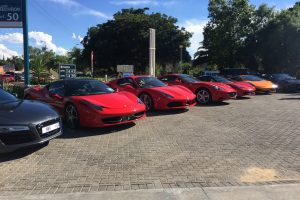 supercar lineup south africa