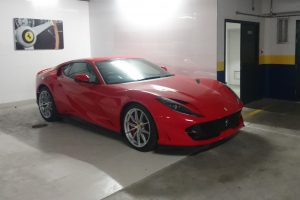 red ferrari 812 superfast south africa