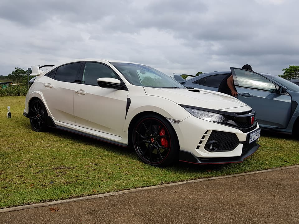 New honda civic type r arrives in south africa detuned for Honda civic type r near me