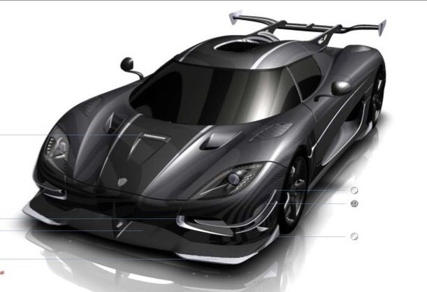 Last Two Koenigsegg Agera Chassis Fe S Called Thor And