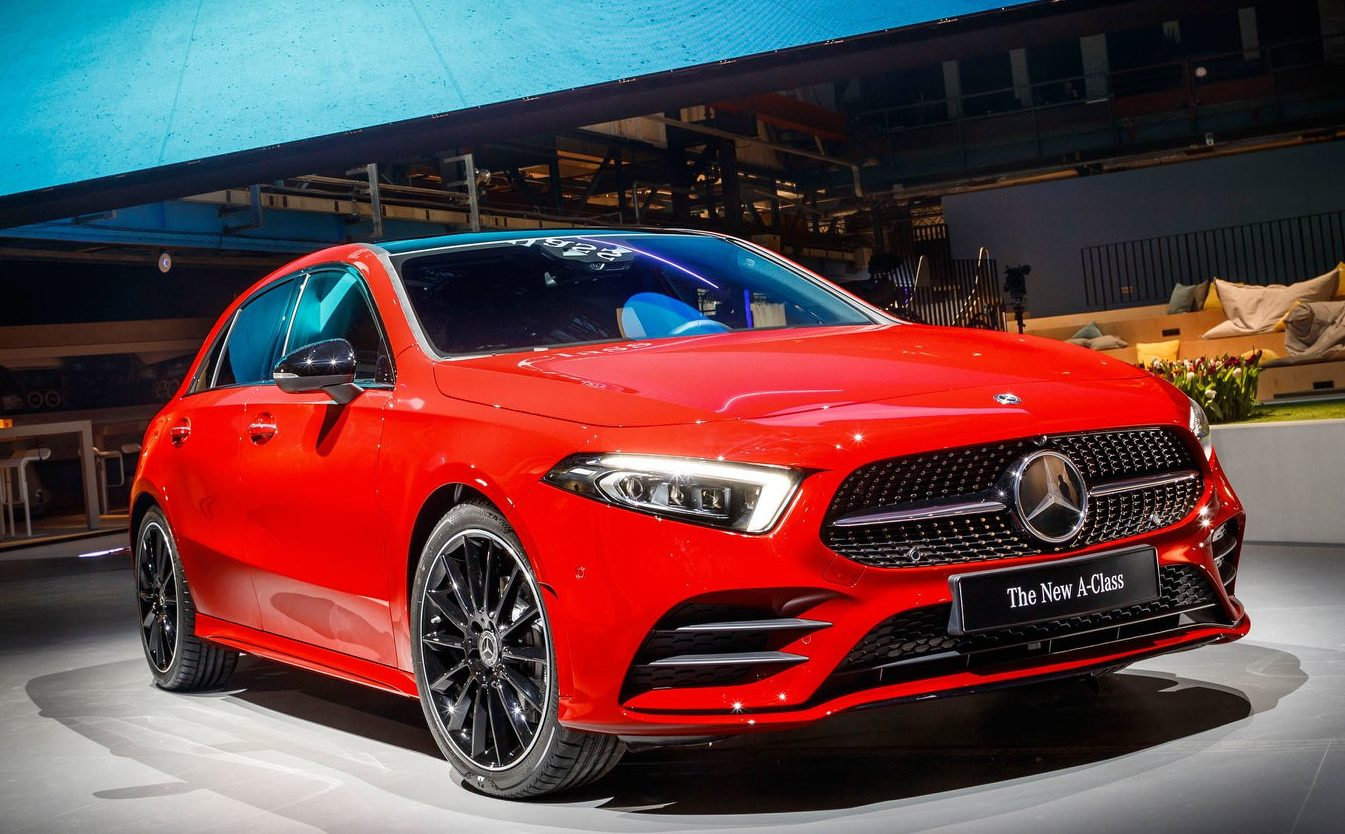 Mercedes A45 Amg Price >> Mercedes-AMG A35 To Reportedly Get 335 HP Plus Electric Compressor