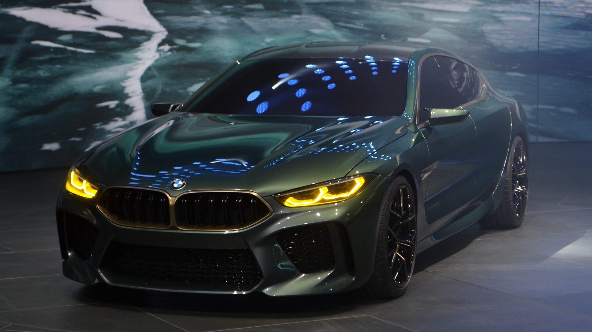 Genf 2018 Bmw M8 Gran Coupe Concept Live 12 Zero2turbo