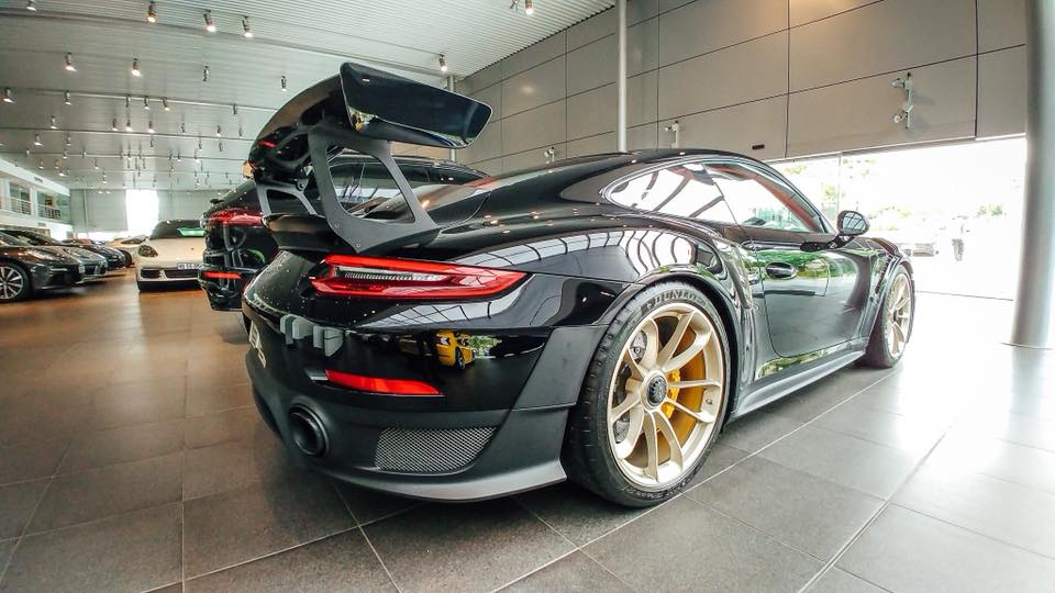 Official And Correct Porsche 911 Gt2 Rs Pricing In South Africa