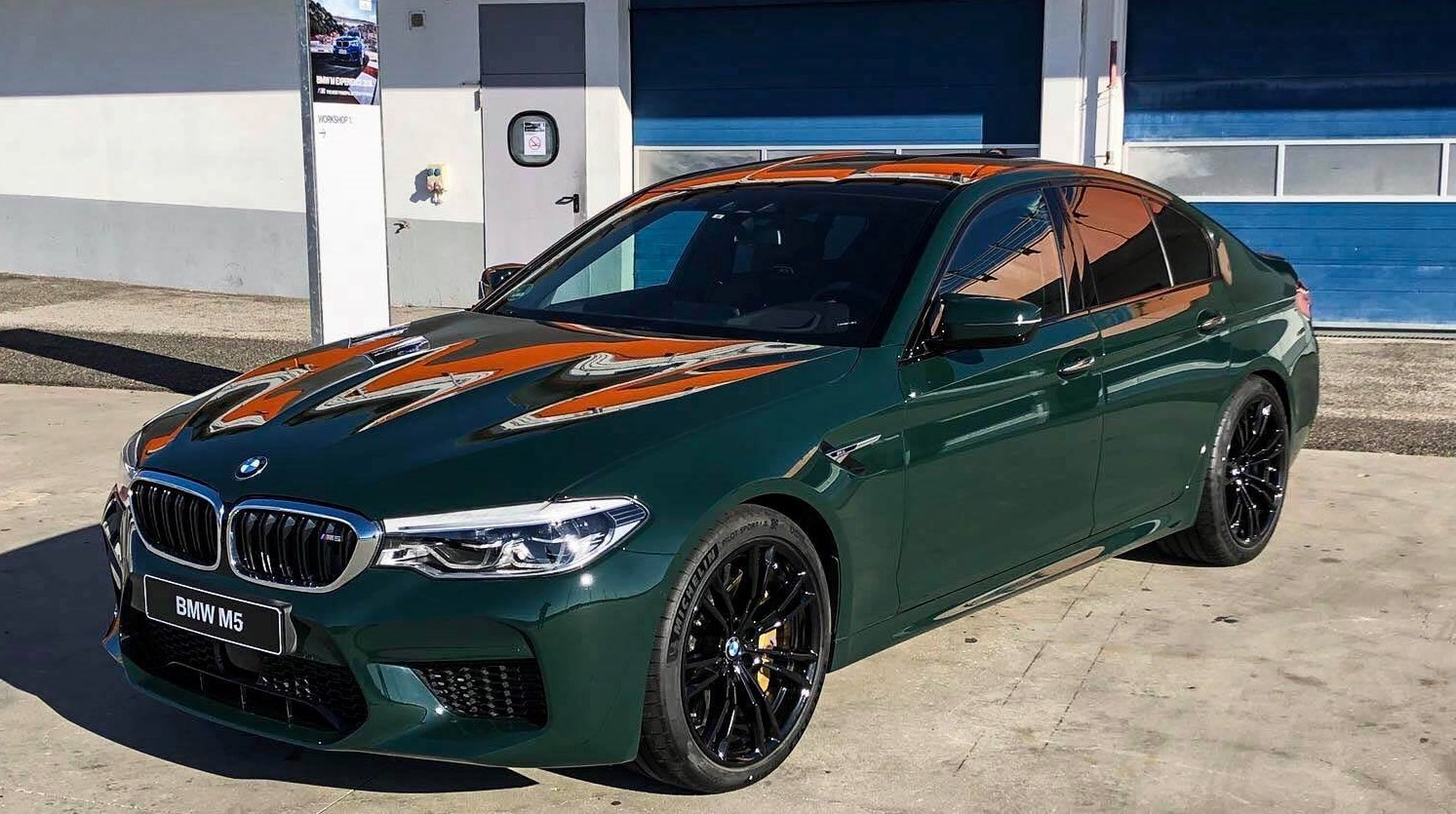 here is the new bmw m5 price in south africa