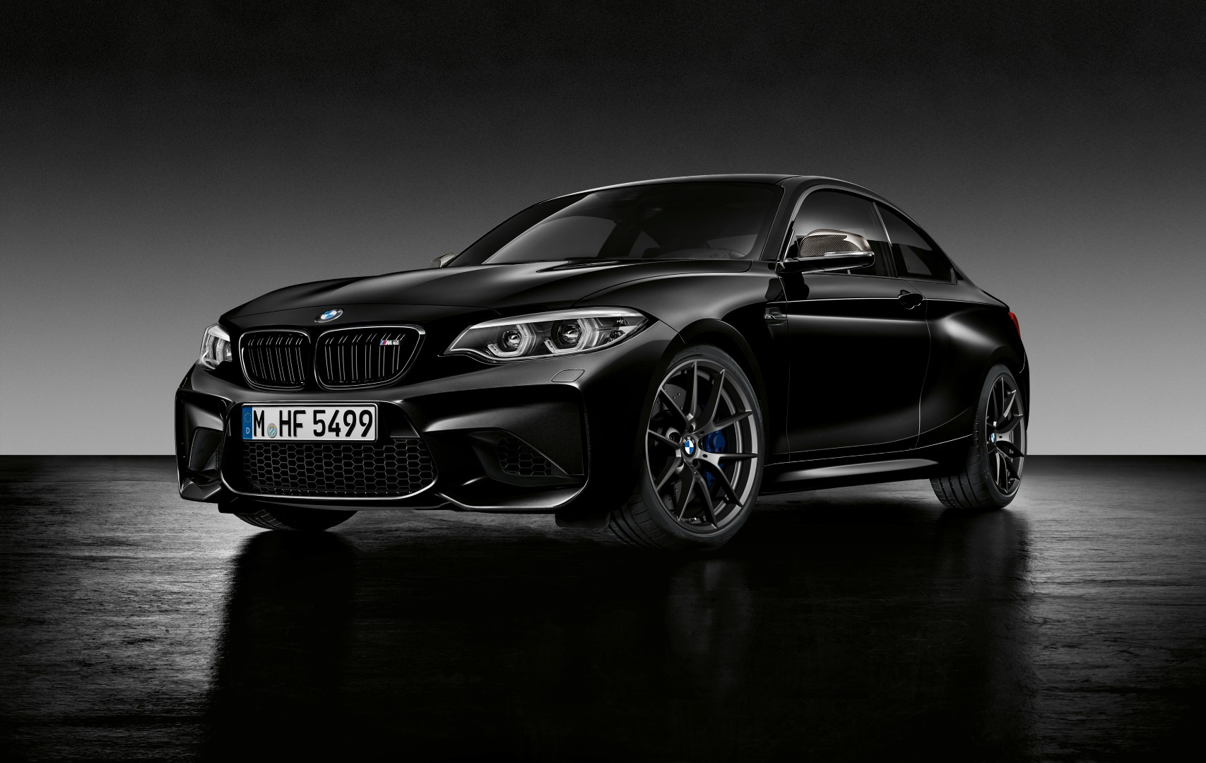 The BMW M2 Was The Most Successful M Model In 2017 Selling More Than 12,000  Units Worldwide And Now Thanks To This Popularity, BMW Are Offering An  Edition ...
