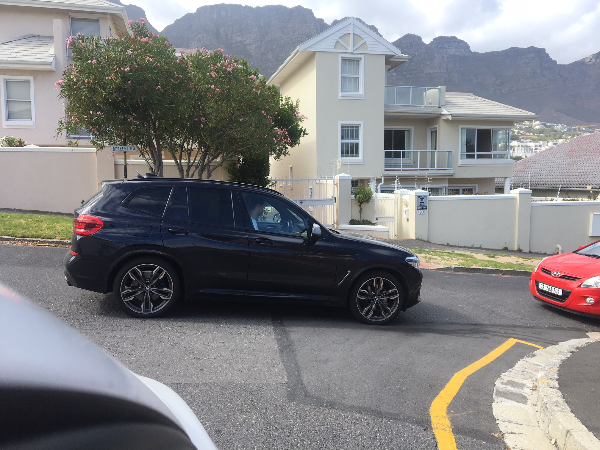 Bmw X3 M40d Spotted Testing In Cape Town