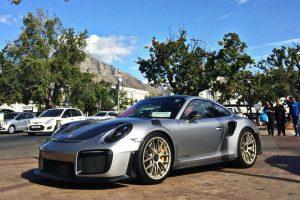 silver porsche 991 911 gt2 rs south africa