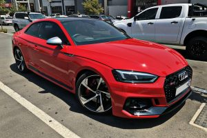 red audi rs5 south africa