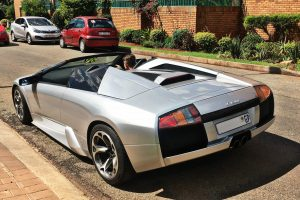 lamborghini murcielago roadster south africa