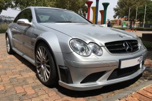 mercedes-benz clk63 amg black series south africa