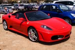 ferrari f430 spider south africa