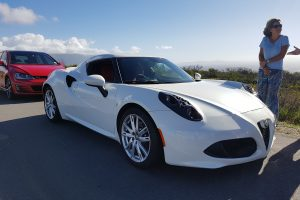 white alfa romeo 4c south africa