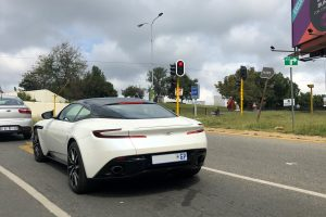 aston martin db11 south africa