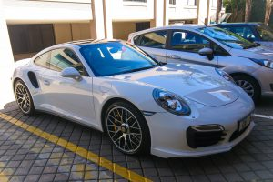 porsche 911 turbo s south africa