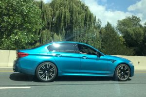 new bmw m5 south africa
