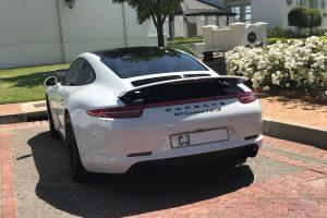 porsche carrera 4 GTS south africa