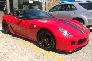 ferrari 599 south africa