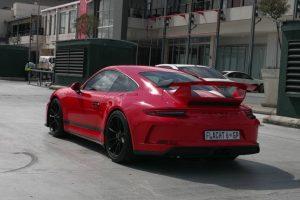 red porsche 991.2 gt3 south africa
