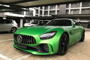 mercedes-amg gt r south africa